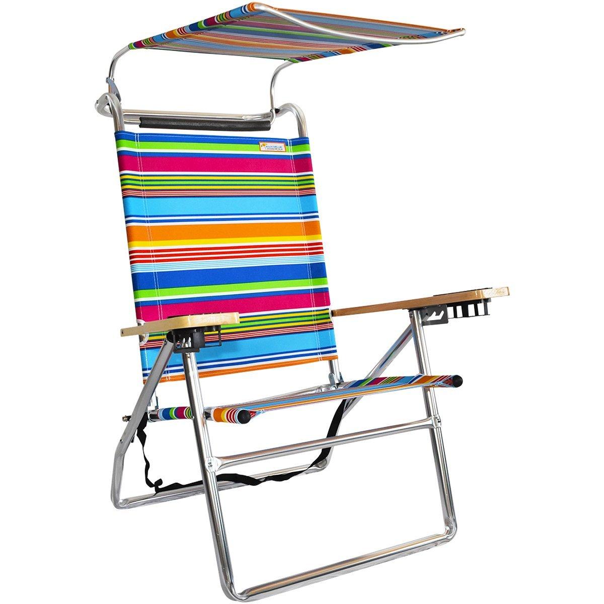 保障できる キャノピーhi-seatアルミビーチ椅子 B07DLLW9PP Tropicana Tropicana B07DLLW9PP, キタタカキグン:36e0371d --- cliente.opweb0005.servidorwebfacil.com