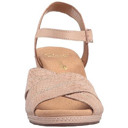 6292ea8685bd ... CLARKS Women s Helio Latitude Wedge Sandal