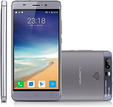 Landvo XM300 - 3G Smartphone Libre Android 6.0 (Pantalla 5.0 ...