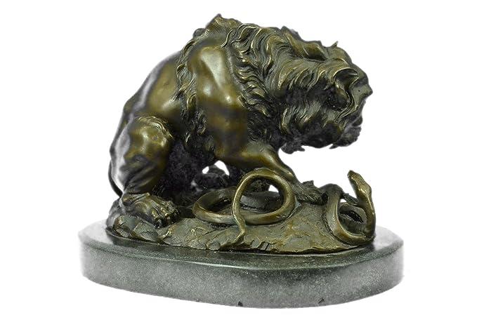 Amazon.com: JyrD-554-Decor - Figura decorativa hecha a mano ...