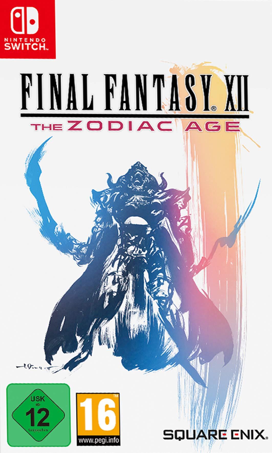 Final Fantasy XII The Zodiac Age (Nintendo Switch): Amazon.es: Libros