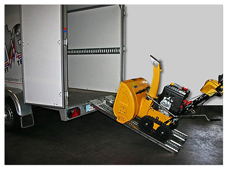 Rampa carga motocicletas 200kg 190x23cm Acero Carril motos Ayuda Transporte Maniobras: Amazon.es: Salud y cuidado personal