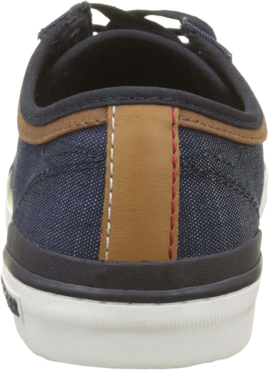Tommy Hilfiger Core Material Mix Sneaker Mens Trainers