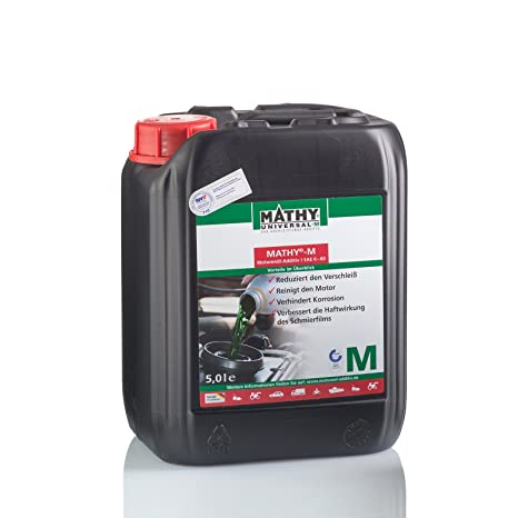 MATHY-M – Aditivo para aceite de motor