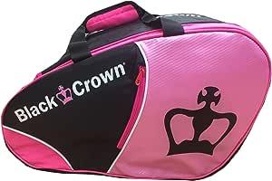 Paletero Black Crown Rosa/Negro: Amazon.es: Deportes y aire libre
