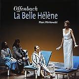 Offenbach - La Belle Hélène / Lott · Sénéchal · Beuron · Naouri · Le Roux · Les Musiciens du Louvre · Minkowski