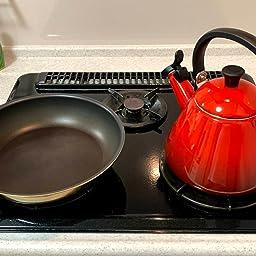 Amazon Co Jp ル クルーゼ Le Creuset ケトル ケトル コーン オレンジ ガス Ih 対応 日本正規販売品 ホーム キッチン