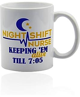 8 oz 55908T Abbey Press Nurse Mug