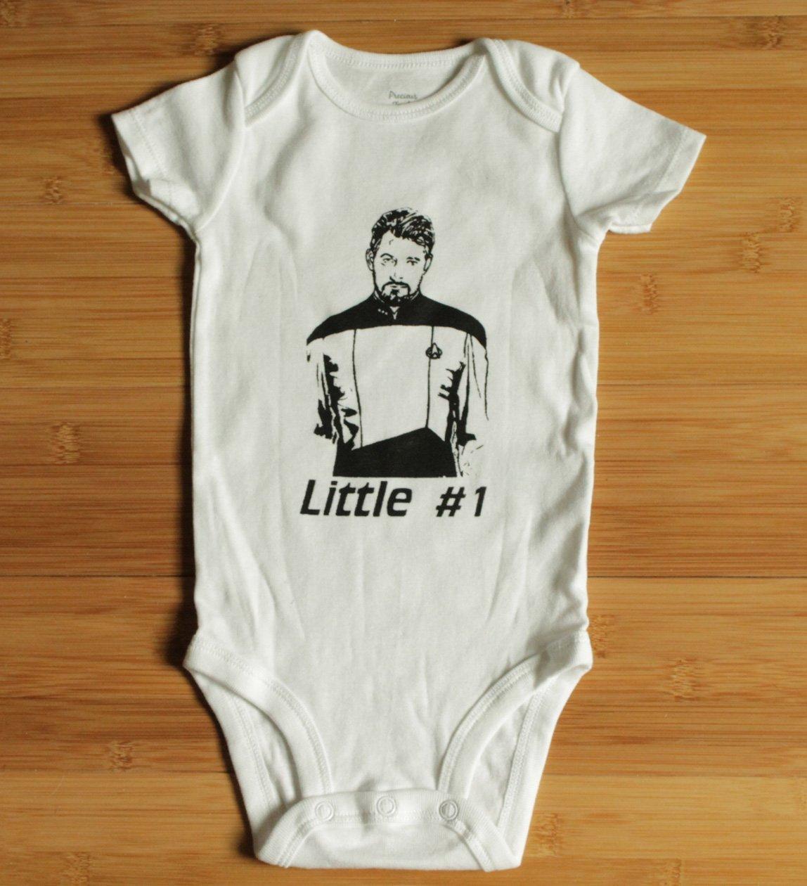 Will Riker Number One Bodysuit