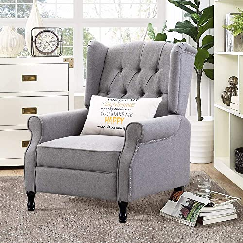 Altrobene Fabric Accent Chair