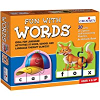 Creative Educational Aids P. Ltd. 0639 Fun with Words