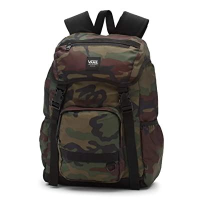 Vans Off The Wall Ranger Camo Nylon Backpack School: Computers & Accessories
