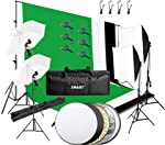 Emart 8.5 x 10 ft Backdrop Support System, Photography Video Studio