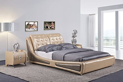 Container Direct Eastern King Platform Bed