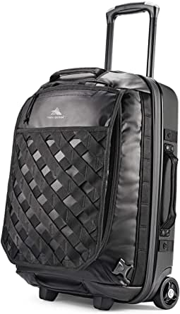 High Sierra Unisex-Adult (Luggage only) Material Description