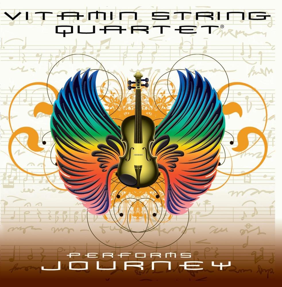 Vitamin String Quartet Performs Journey