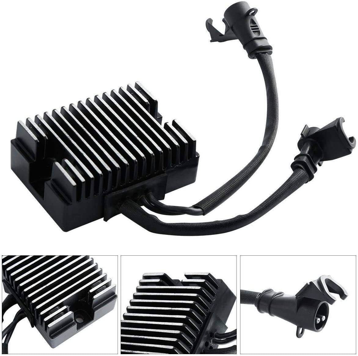 TCMT Voltage Regulator Rectifier Fits For Harley-Davidson Sportster XL 883 1200 2009-2013
