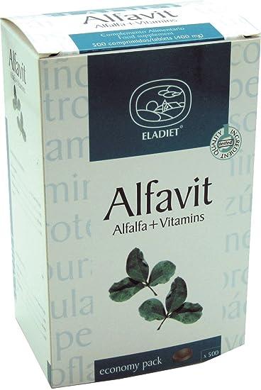 Eladiet Alfavit 500Comp. by Eladiet