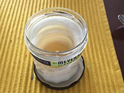 Amazon Com Mrs Meyer S Clean Day Soy Candle Lemon