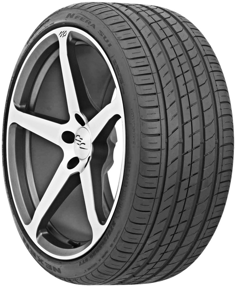 Nexen N'Fera SU1 Radial Tire - 195/45ZR16 84W Nexen N' Fera SU1 Radial Tire - 195/45ZR16 84W 13416NXK