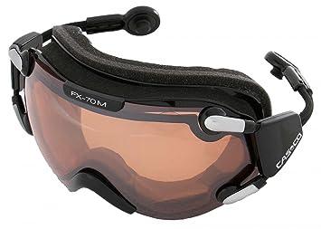 b589a1a108 Casco FX70 L Vautron V2 Magnetic Link Black Ski Snowboard Goggles ...