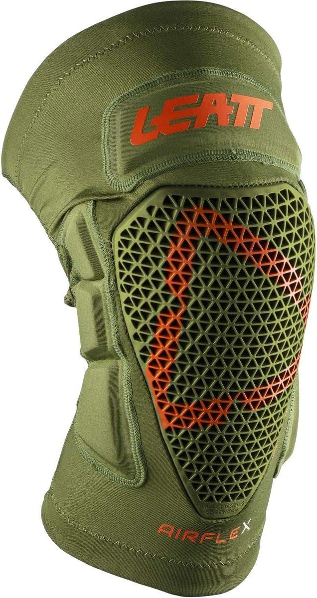 Leatt Airflex Pro Knee Guards-Black-L
