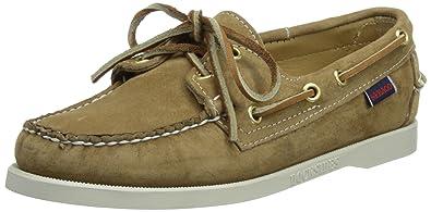 Femme Docksides Amazon Portland Chaussures Sebago W Suede Bateau dYBxqgq7