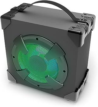 Amazon.com: Polaroid PBT9BK Wireless Bluetooth LED Speaker with