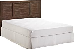 Barnside Brown King Bed by Home Styles