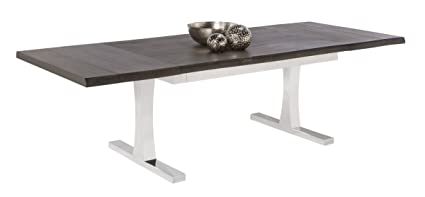 Image Unavailable Not Available For Color Sunpan Modern Marquez Extension Dining Table