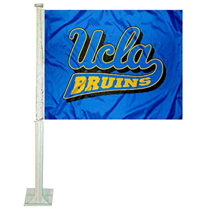 College Flags And Banners Co UCLA Bruins Car Flag