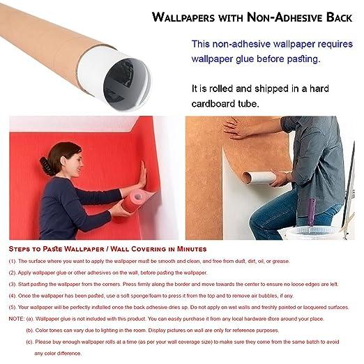 AZ Crocodile Hide Non-Woven Wallpaper Roll 20 x 108inch; Area 15sq.ft: Amazon.in: Home Improvement