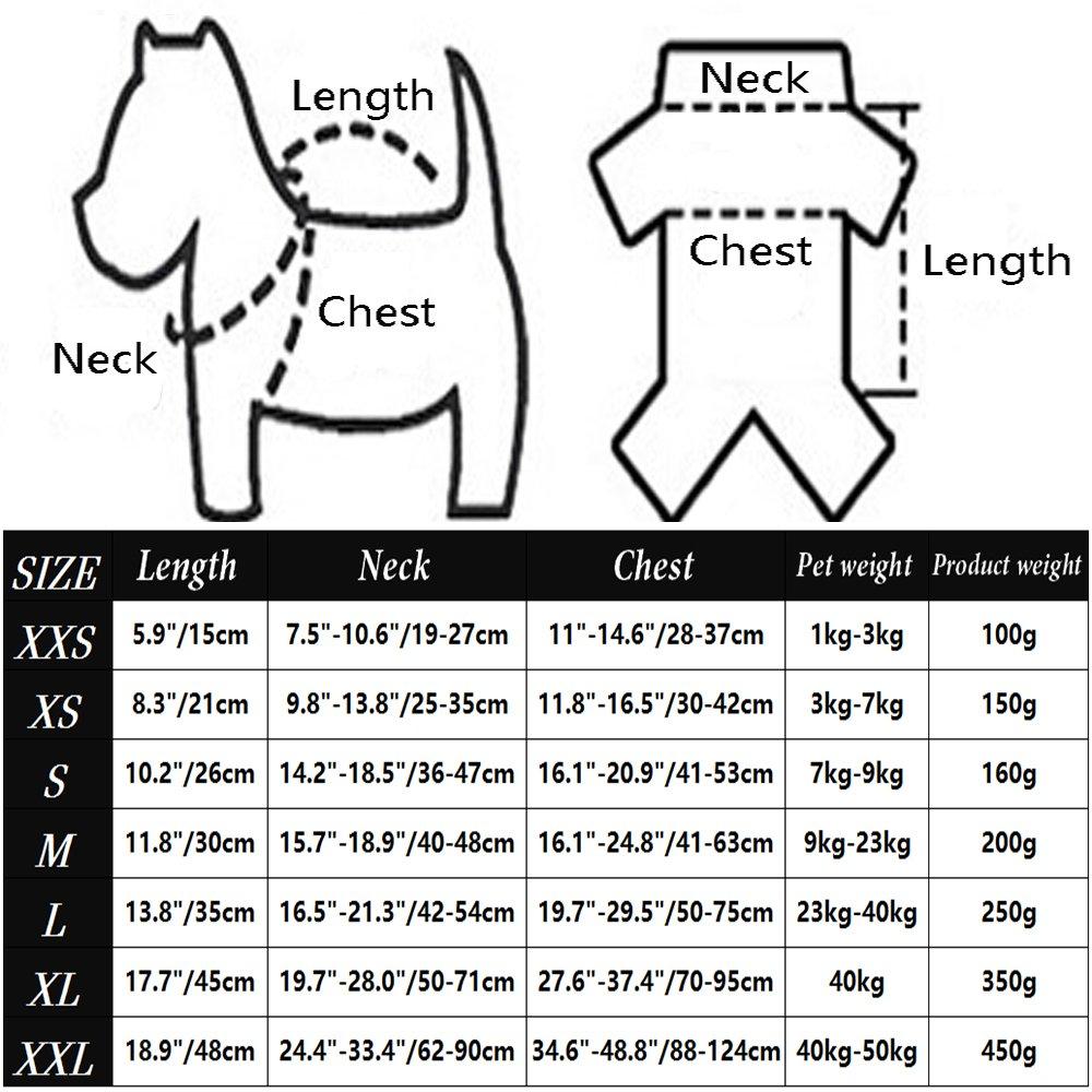 SILD Pet Life Jacket Size Adjustable Dog Lifesaver Safety Reflective Vest Pet Life Preserver Dog Saver Life Vest Coat for Swimming,Surfing,Boating, Hunting (XL, Orange) by SILD (Image #2)