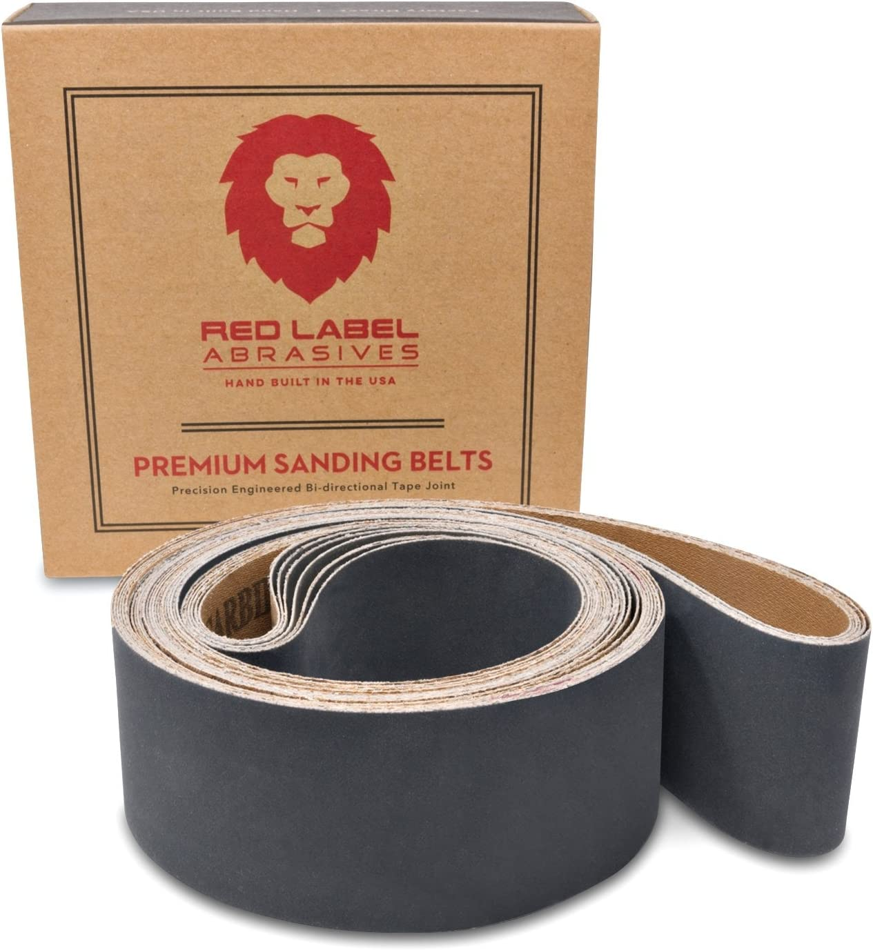 "2/""x 72/"" Sanding Belt 800 Grit Cork Polishing Belt"