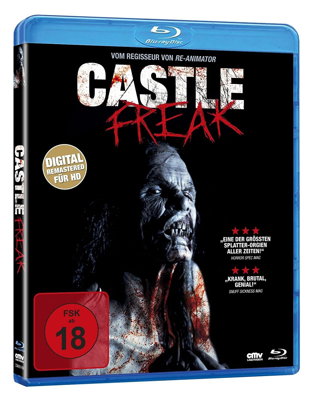 Castle Freak [Alemania] [Blu-ray]: Amazon.es: Jeffrey Combs, Barbara Crampton, Stuart Gordon, Jeffrey Combs, Barbara Crampton: Cine y Series TV
