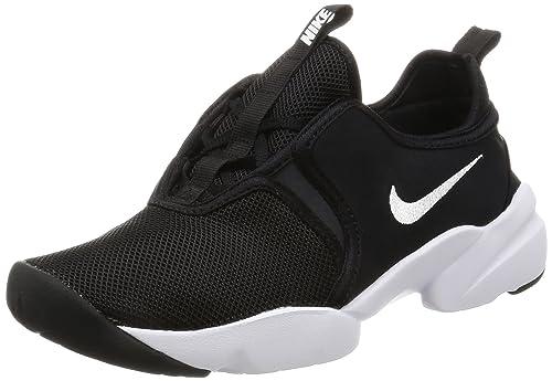 Zapatillas NIKE Loden Black/White Mujer: Amazon.es: Zapatos y complementos