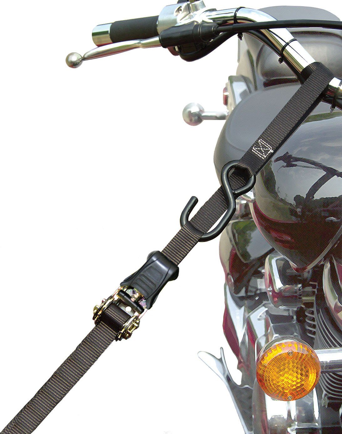 Pack of 2 Keeper 05721 8 Motorcycle and ATV Tie Down