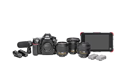 Amazon.com : Nikon D850 Filmmaker\'s Kit : Camera & Photo