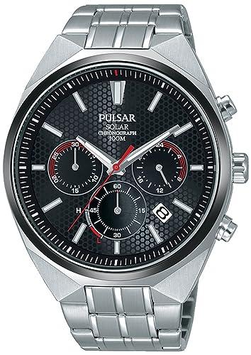 PULSAR SOLAR relojes hombre PZ5011X1