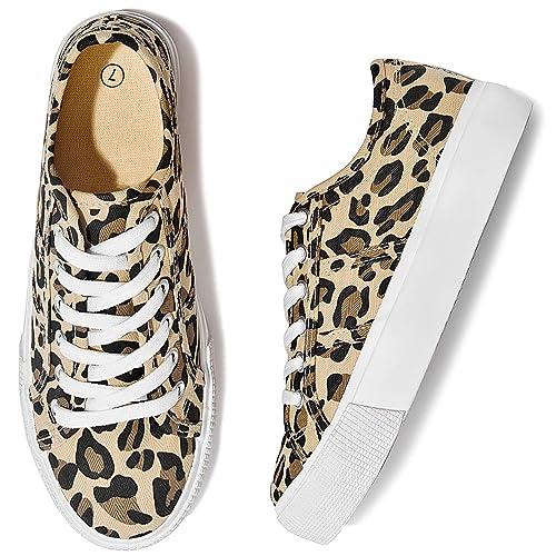 leopard shoes size 11
