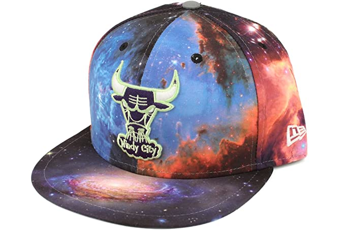 8065ffb1743 Image Unavailable. Image not available for. Color  New Era Galaxy All Over  Fitted ...