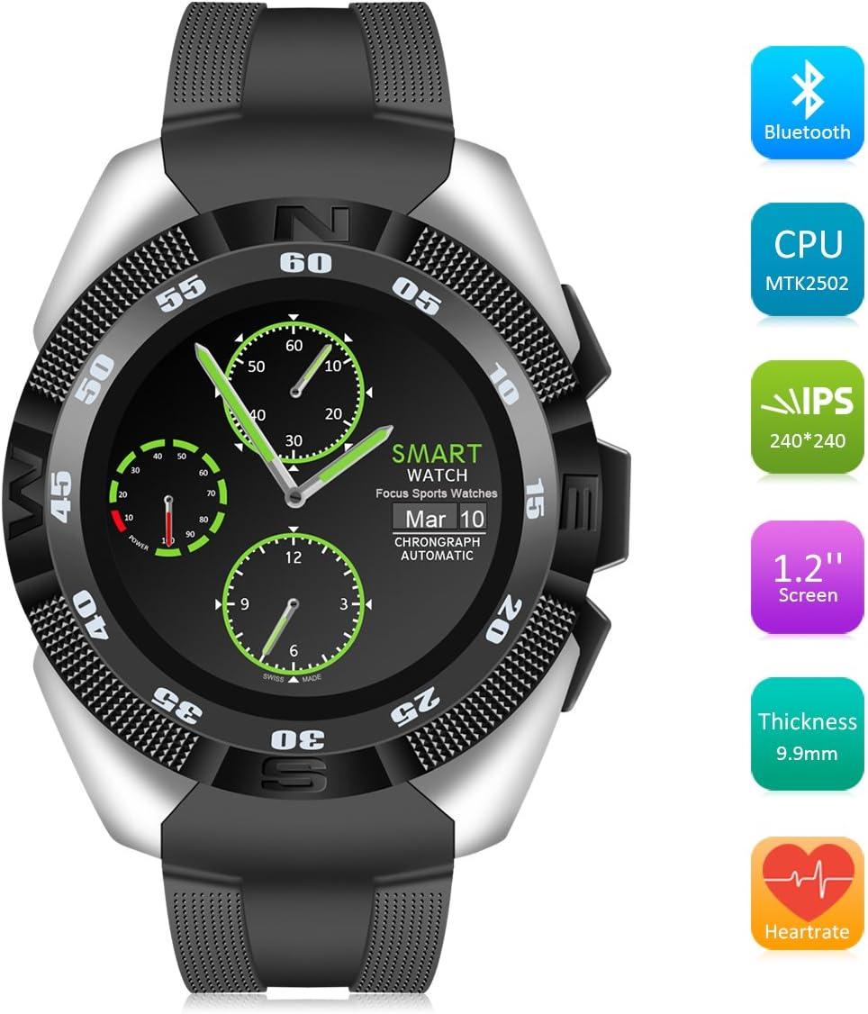 Smart Watch QIMAOO G5 Reloj Inteligente Bluetooth 4.0 Fitness ...