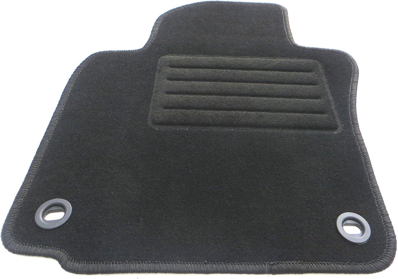 TN de profesional para Volkswagen Jetta Modelos de 2005//–/2007/felpudos//–/Auto Alfombras Original ajuste osov