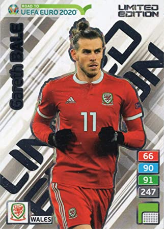 carte foot euro 2020 Amazon.com: ROAD TO EURO 2020 Adrenalyn XL Gareth Bale Limited