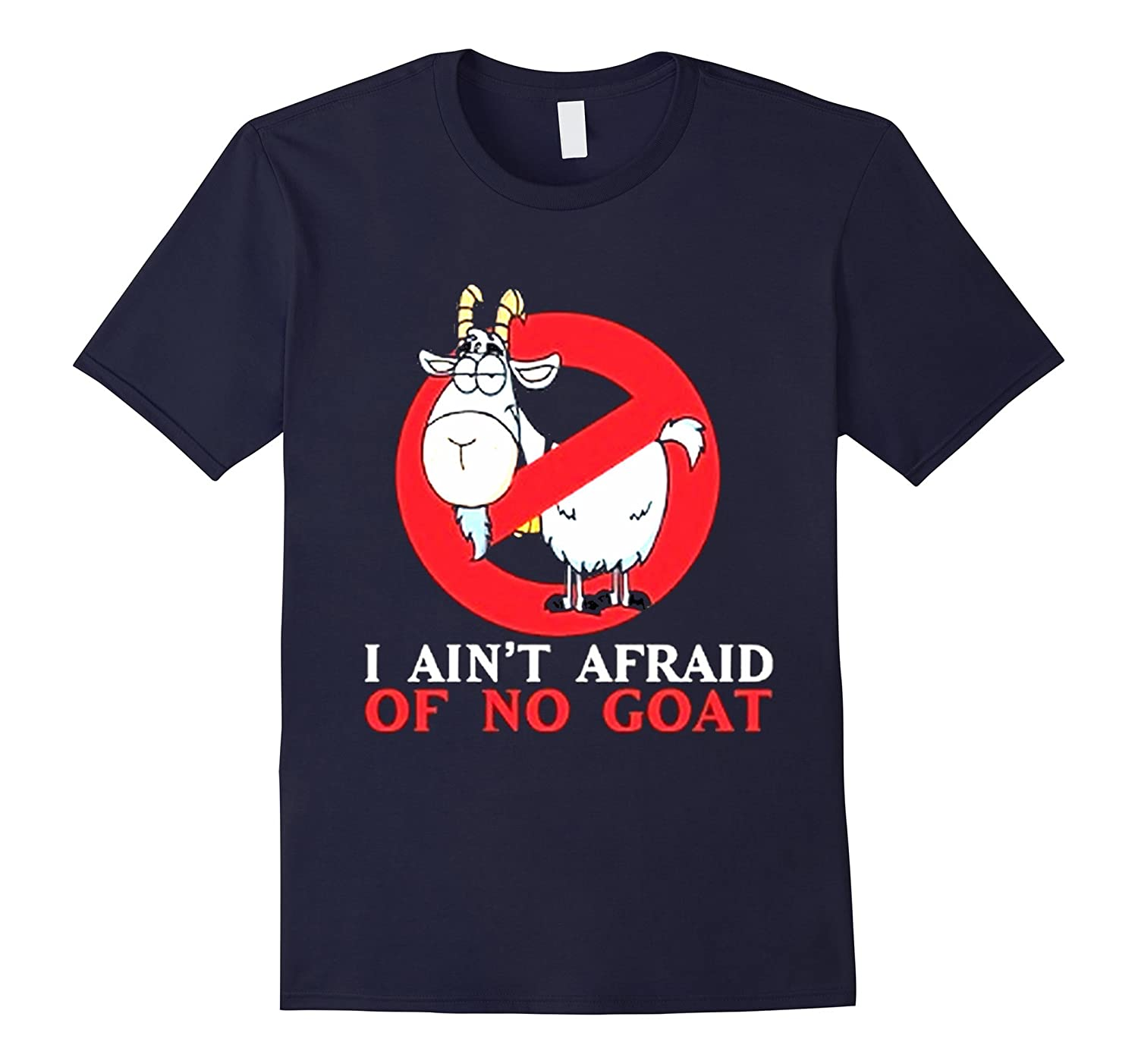#billmurrayshirt - I Ain't Afraid Of No Goat Funny T-Shirt-Art