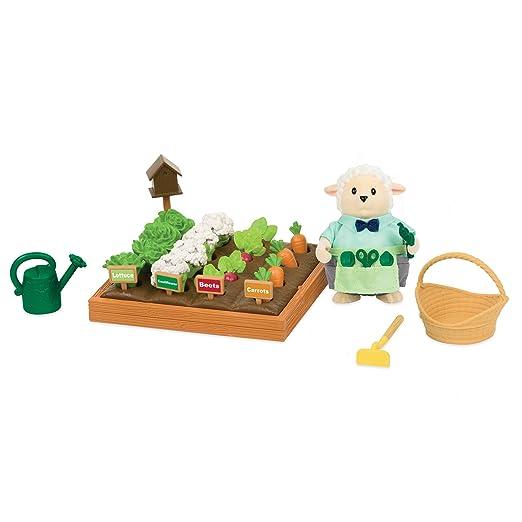 Li'l Woodzeez Gardening Playset