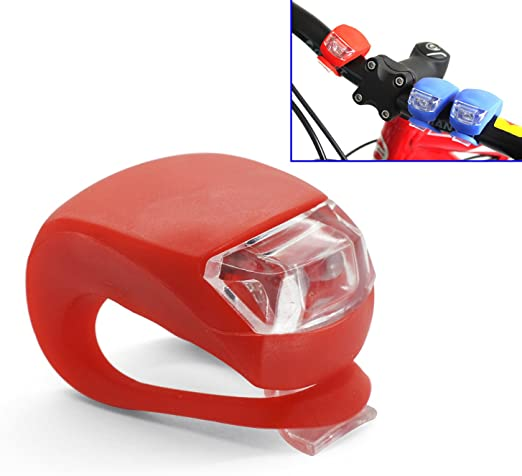 Grenhaven Mini lámpara LED Silicona luz LED Bicicleta, Caja en ...