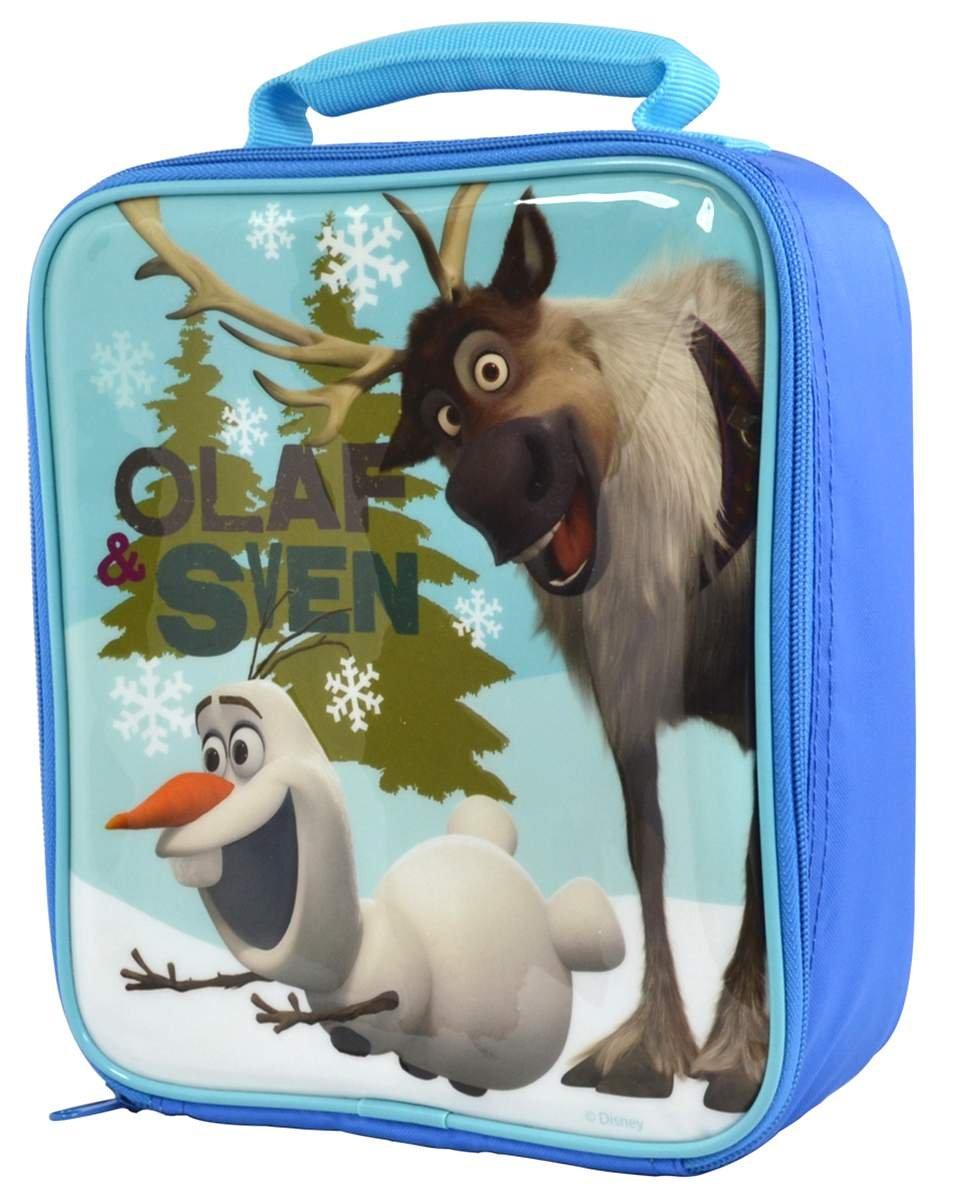 Disney Frozen Olaf e Sven Pacco Per Pranzo/Scatola