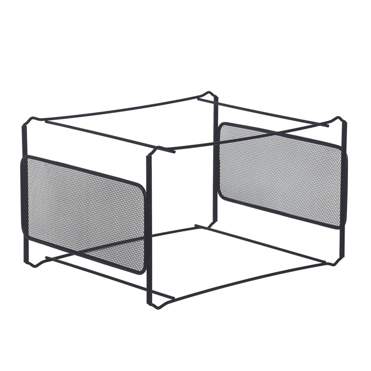 DEVAISE Hanging File Folder Frame Letter Size - Mesh File Holder High Capacity Steel File Frame(Only Frame)