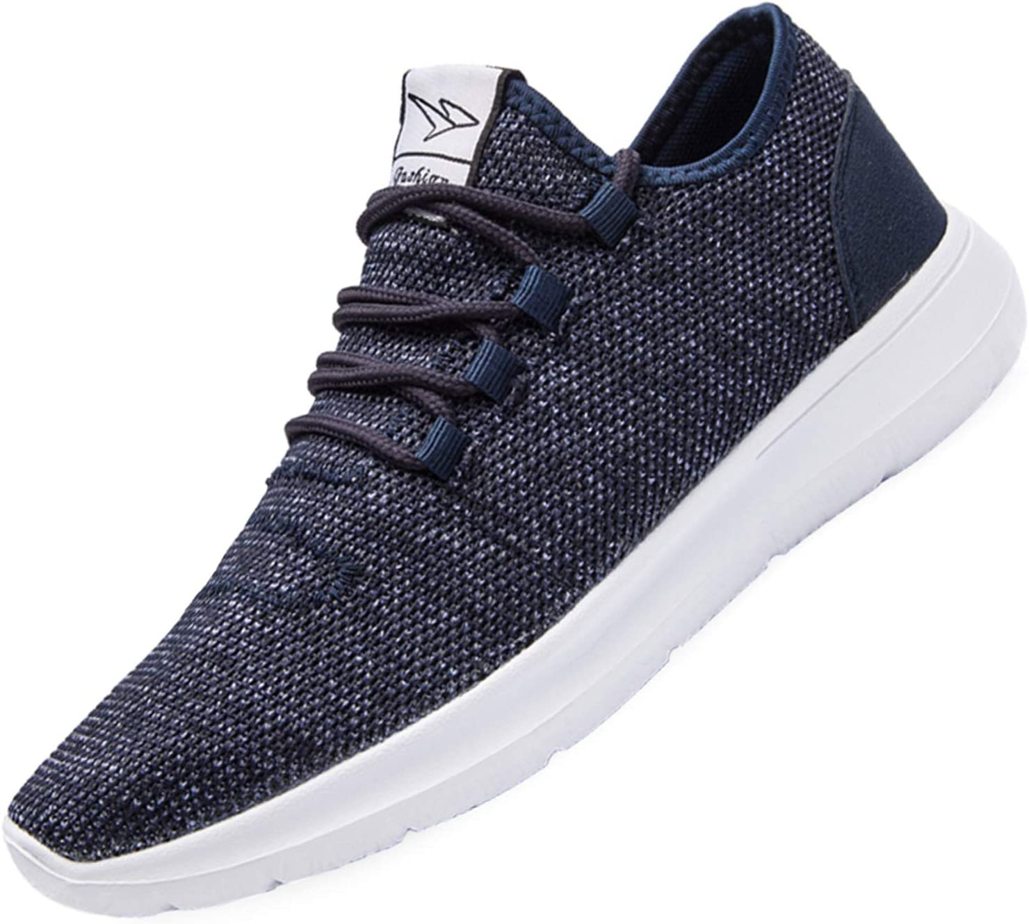 Mens Fashion Sneakers Breathable Casual Running Shoes Men